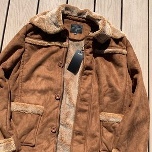 Other - Brown cozy jacket